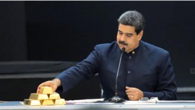 """""""No tomará el poder ni por las malas ni por las buenas"""", amenaza Maduro"""