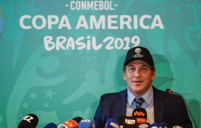 Las invitadas a la próxima Copa América
