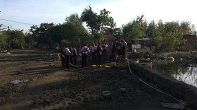 Encuentran muerto a menor en Costanera Norte de Asunción