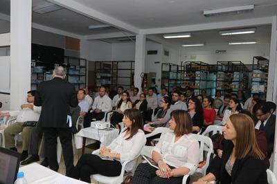 Funcionarios de la Dgeec finalizan taller preparatorio para censo 2022