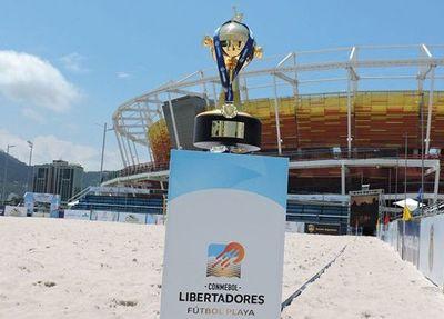 La Libertadores, en setiembre