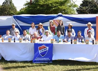 San Juan Bautista: El Club 24 de Junio lanzó oficialmente programa de festejos