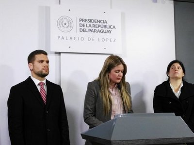 Ministerio de la Mujer se solidariza con Cristina Goralewski