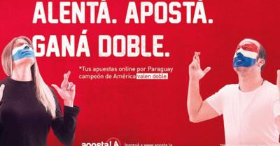 Atenti loperro: Paraguay campeón… ¡paga doble!