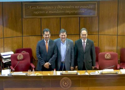 Senado nombra a Blas Llano como nuevo titular del Congreso Nacional