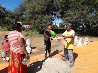 Indígenas logran buen resultado con sésamo en el Chaco