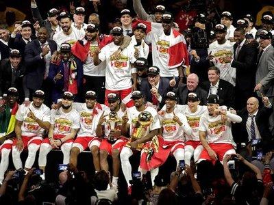 Los Raptors destronan a los Warriors, con Leonard como nuevo rey de la NBA