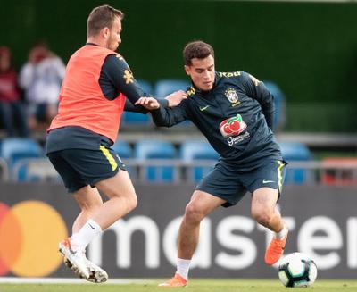 Brasil apuesta a un estreno auspicioso en Copa América