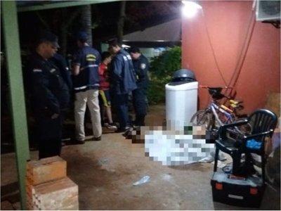 Detienen a sospechoso del asesinato de un joven en Luque