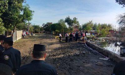 Niño murió ahogado en arroyo Mburicaó