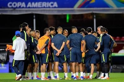 Brasil y Bolivia inaugurarán una nueva edición de la Copa América