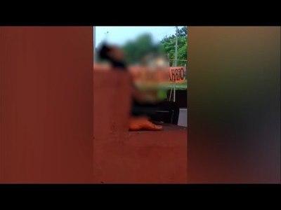 PIDEN AUXILIO ANTE VENTA DE DROGAS EN INMEDIACIONES DE COLEGIO ENCARNACENO