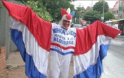 """""""Si Paraguay gana nadie se acuerda de mí"""", lamenta el Pájaro Camapana"""