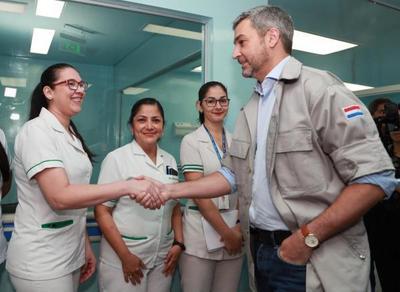 Unidades de Terapia Intensiva, mejoras edilicias y obras de desarrollo para pobladores del Este
