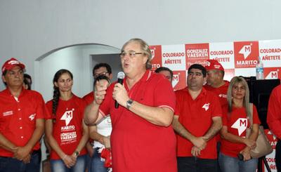 González Vaesken no descarta ser candidato de ANR, incluso con nuevo movimiento