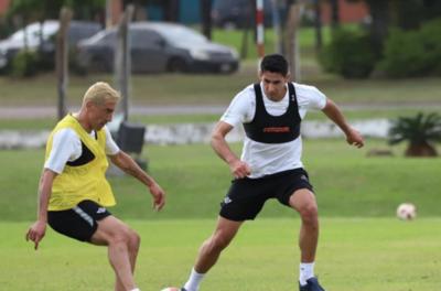 HOY / Libertad presenta a Diego Viera, su nuevo defensor