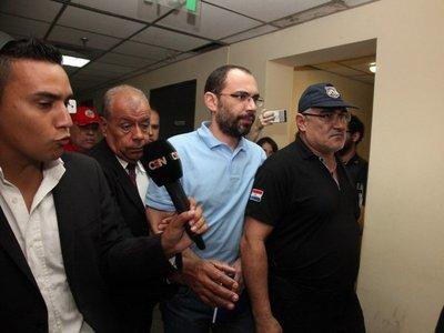 Confirman juicio oral para Fernández Lippmann