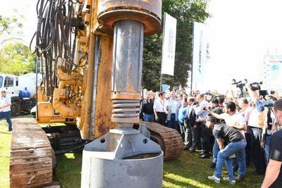 Presidente dio inicio a construcción de multiviaducto que agilizará tránsito en CDE