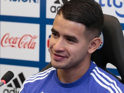 Derlis González, optimista de cara al inicio de la Copa América