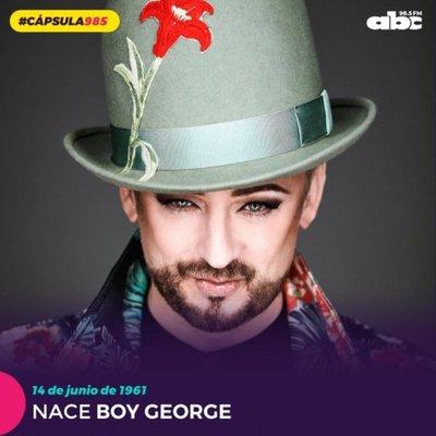 #Cápsula985 1961: nace Boy George