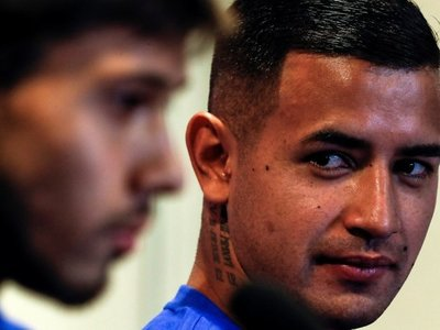 Derlis González confía en Paraguay pese al grupo difícil