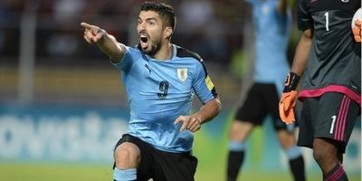 Suárez y Uruguay inician con el sueño de la final en el Maracaná