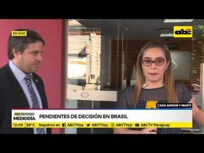 Interpol, pendiente de lo que lo que se decida en Brasil