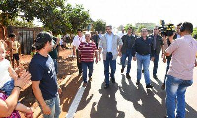 Inauguran avenidas que dinamizarán el comercio y el tránsito vehicular en CDE