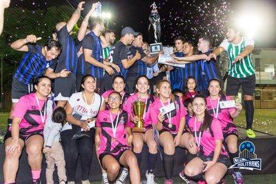 Con gran éxito culmina torneo de fútbol