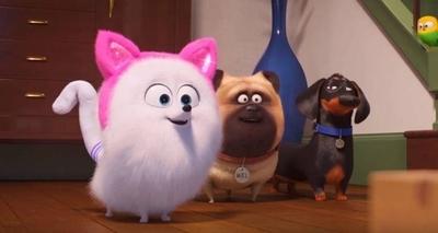 HOY / Filmagic: 'La vida secreta de tus   mascotas 2' o lo que hacen los  'bichos' cuando uno va al trabajo