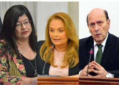 Terna para ministro de Corte