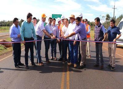 La Ruta 7 fue habilitada ayer de manera oficial