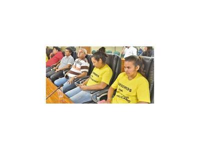 Reclaman habilitar paradas de taxi en Zeballos Cué y zonas ribereñas