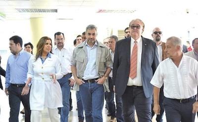 HOY / ¿Con Abdo pero fuera de grupo  Añetete?, gobernador de Alto  Paraná: 'No nos tienen en cuenta'