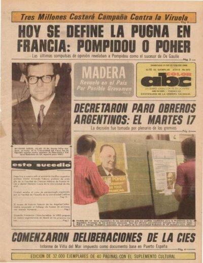 15 de junio de 1969