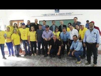 ITAPÚA SOLIDARIA: ENTREGAN MÁS DE 35 MIL KILOS DE ALIMENTOS PARA ÑEEMBUCÚ