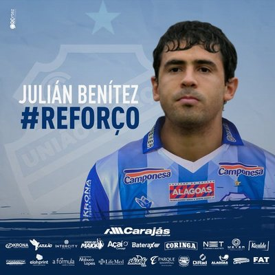 Julián y el Rolfi jugarán en el fútbol brasieño