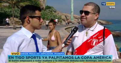 Tigo Sports transmitirá todos los partidos de la Copa América 2019