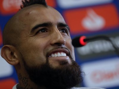 "Arturo Vidal: ""Este Chile va a ser de temer"""