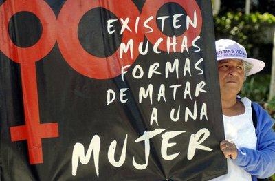 Feminicidio: mayores denuncias por violencia se registran en Central, dicen