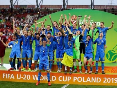 Ucrania venció a Corea y se coronó por primera vez campeón del Mundial sub 20