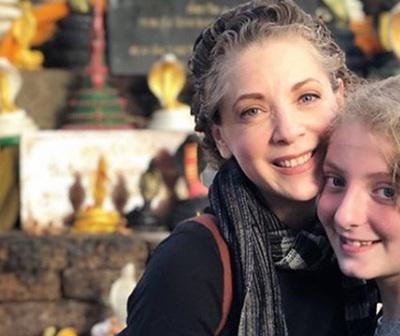 Conmovedora carta de Edith González a su hija de 14 años