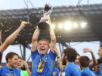 Lo mejor de Ucrania campeón del Mundial sub 20 Polonia 2019