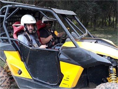 Copiloto fallece en un accidente durante práctica