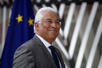 Prime Minister of Portugal, Antonio Costa Arrives For A Meeting With European Union Leaders
