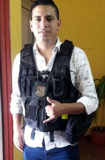 Policía ebrio dispara contra sus parientes en Villa Elisa