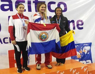 Paraguay trae nueve medallas