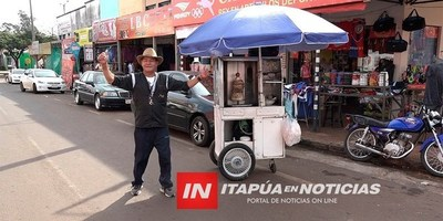 """""""EL REY DEL SHAWARMA"""", EL LOMITERO MÁS DIVERTIDO DE ENCARNACIÓN"""