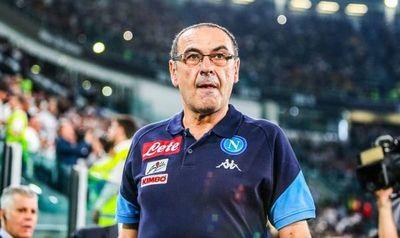 Maurizio Sarri, nuevo DT de la Juventus