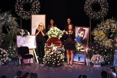 Edith González planeó su funeral